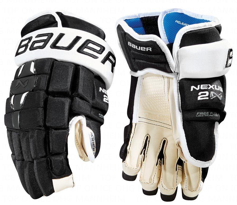 Guantes Bauer Nexus 2n Pro Senior hockey sobre hielo