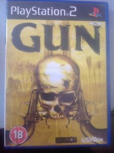 Gun Playstation 2 PS2 - De7 8pu, United Kingdom - Gun Playstation 2 PS2 - De7 8pu, United Kingdom