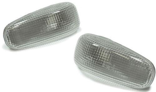 Weiße Seitenblinker für Mercedes Sprinter Vito W210 SLK R170