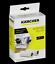 D/'Origine Karcher FC5 remplacement Roller Set 20550060 Pack de deux jaune
