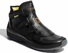 TSUBO Noma Chaussure en Cuir Noir City Shoes Leather Black UK 8.5 US 10 EU 41