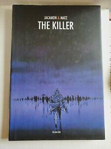 The-Killer-HardCover-Book-Volume-One-Jacamon-amp-Matz