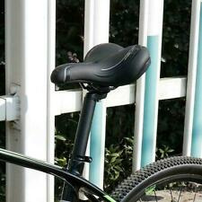 San Remo Saddle Black and Silver Iridescent for Bike BMX Freestyle