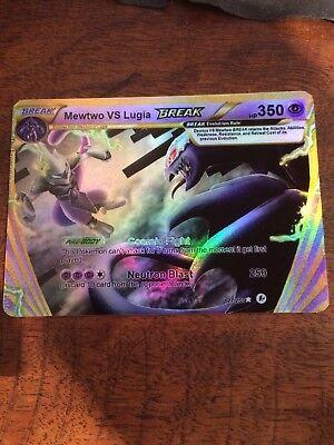 Pokemon GX EX Mega Dark proxy Mega M Lugia Movie Shadow ...