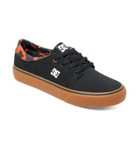 Scarpe-Uomo-Skate-DC-Shoes-Trase-J-Herlings-Black-Schuhe-Chaussures-Zapatos