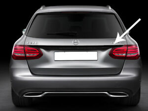 Mercedes-S205-C-Class-Estate-Wagon-Kombi-Boot-Trunk-Trim-Night-Edition-Black