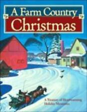 A Farm Country Christmas-ExLibrary