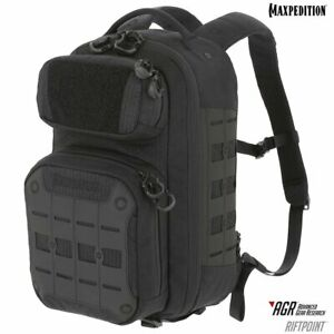 Maxpedition-RPTBLK-RIFTPOINT-CCW-Enabled-Backpack-Black