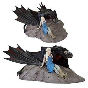 drogon game of thrones statue