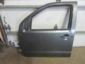 05-11-NISSAN-PATHFINDER-Left-Driver-Front-Door-Electric-Structural-Grey-L27-OEM
