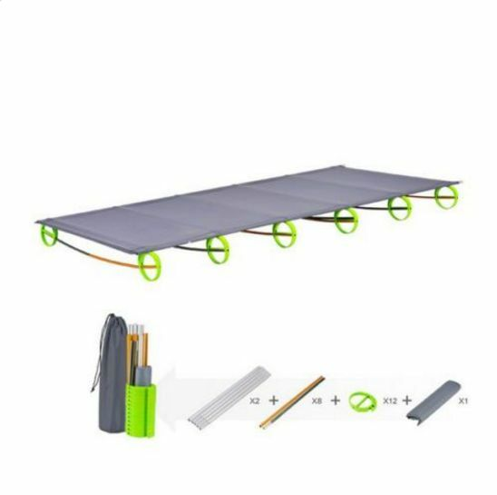 Camping Bed Mattress Mat Light Weight Hiking Adventure Mountaineering Trekking