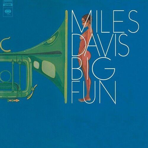 Miles Davis - Big Fun [New Vinyl LP] Holland - Import