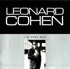 Leonard Cohen ‎CD I'm Your Man - Europe (EX/EX)