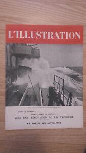 LA ILUSTRACIÓN - 1er Abril 1944 - N º 5272-102 Aniversario Año