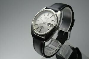 OH, Vintage 1970 JAPAN SEIKO LORD MATIC SPECIAL 5206-6030 25J Automatic.