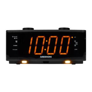 Details zu MEDION LIFE P66172 Uhrenradio mit Nachtlicht NEU+OVP