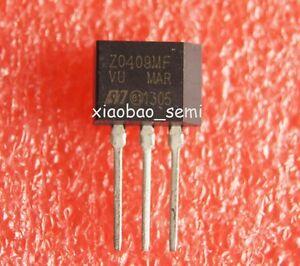 10pcs Z0409 Z0409MF 4A TRIACS TO-202