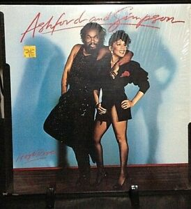 ASHFORD & SIMPSON High-Rise Album Released 1983 Record/Vinyl Collection USA