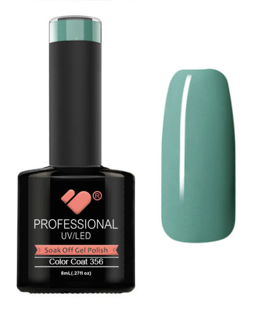 356 VB Line Sage Scarf Green - gel nail polish - super sale!