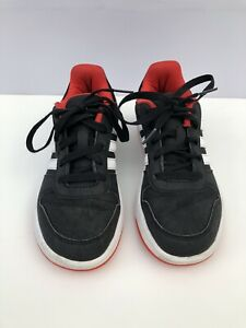 Adidas Hoops Junior Trainers UK Size 2