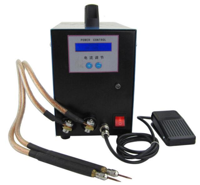 10KVA High-power Handheld Spot Welder 18650 Battery Welding Machine NEW