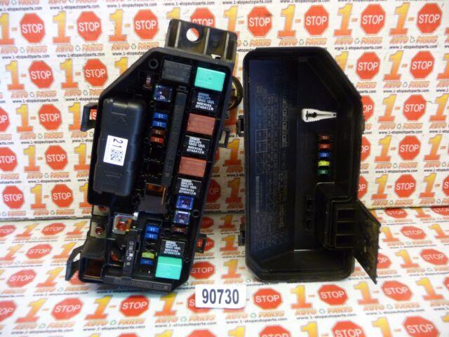 08 09 10 11 12 Honda Accord Lx Sedan 2 4l A  T Engine Fuse Relay Box Oem