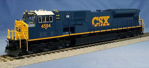 Kato 37-6348 Locomotora SD80MAC CSX  4594 (escala Ho)