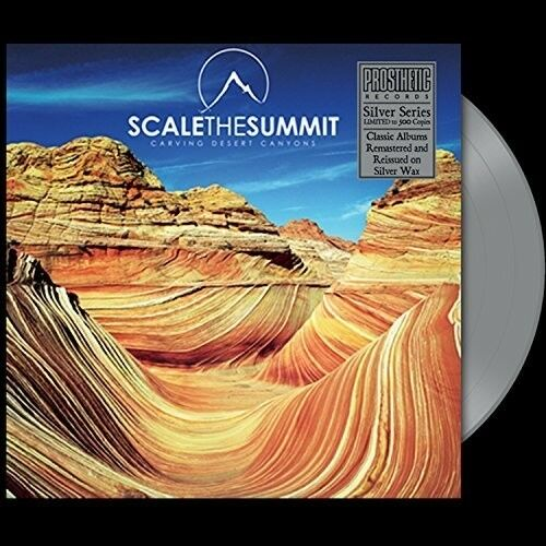 Scale the Summit - Carving Desert Canyons [New Vinyl LP] Colored Vinyl, Ltd Ed,