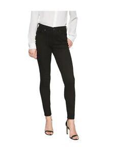 la silhouette 32 skinny Jeans Banana Rep Nwt galbée Faderesist V306 à noir FzH0YZ