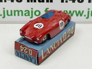 FI0C-Voiture-1-48-MERCURY-hachette-Lancia-D-24-n-26