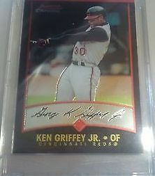 a50ab3c202 2001 Bowman Ken Griffey #107 Baseball Card for sale online | eBay