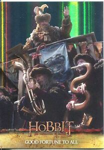 The-Hobbit-Desolation-Of-Smaug-Parallel-Foil-Base-Card-47
