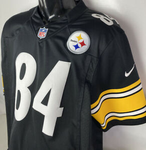 Nike Pittsburgh Steelers Jersey Antonio Brown #84 Stitched NFL ...