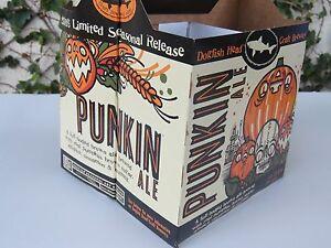 DOGFISH HEAD Punkin pumpkin tap STICKER decal craft beer brewing brewery
