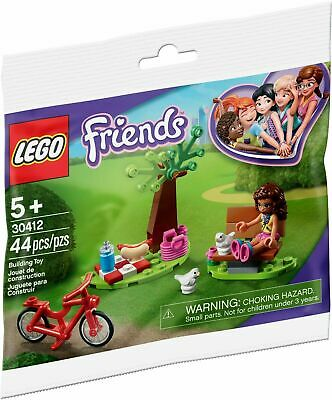 #30412 Lego Friends Olivia/'s Picnic in the Park 44 pieces