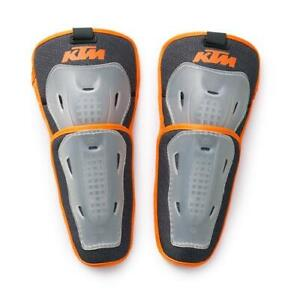 KTM-Access-Motocross-Off-Road-ABS-Elbow-Protector-Set-Armour-Pads-New