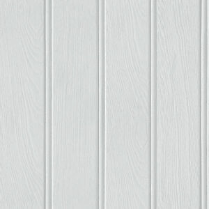 3rolls arthouse grey tongue groove wood panel feature wallpaper