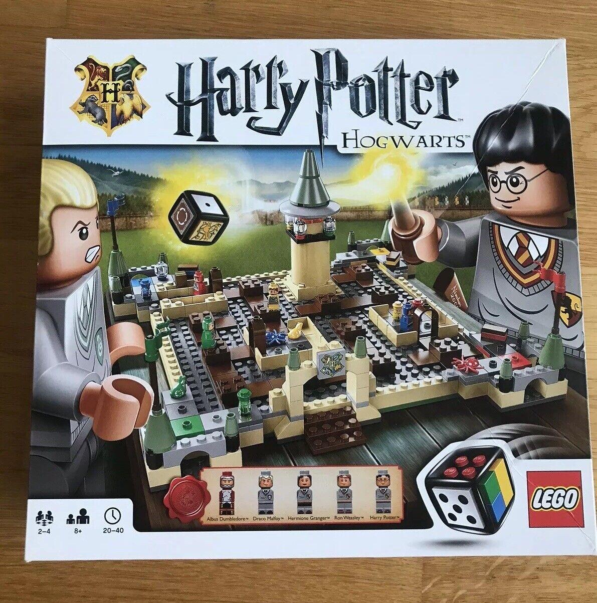 LEGO Harry Potter Hogwarts 3862 Spiel