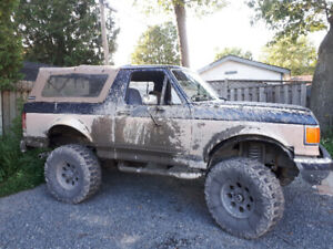 1988 Ford Bronco $1700