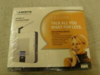 Vonage / Linksys Wireless-g Broadband Router Wrtp54g Voip 745883564903