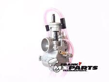 Keihin PWM 38 quad vent carburetor * NEW * / 38mm. carb 2-stroke racing upgrade