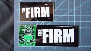 Vintage Venture Skateboards Stickers NOS set of 3