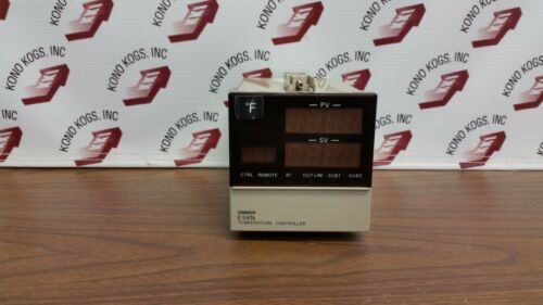 Omron E5KN-S9FJ Temperature Controller