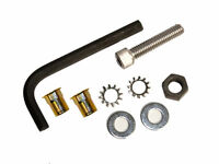 1963-1970 Ford Falcon Power Steering Frame Rail Nut Installation Kit