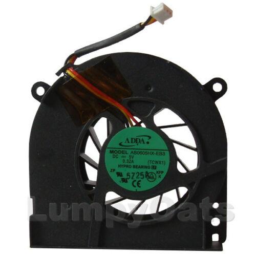 Lot of AddA AB0605HX-EB3 Blower Fan Toshiba A80 A85 ATZYH000100 2
