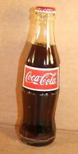 Coca-Cola ACL Hobbleskirt Bottle, Thailand, 1980s, Clear Glass, FULL with Cap