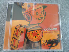 COIN OP - FRIENDLY FIRE -  CD - ALBUM