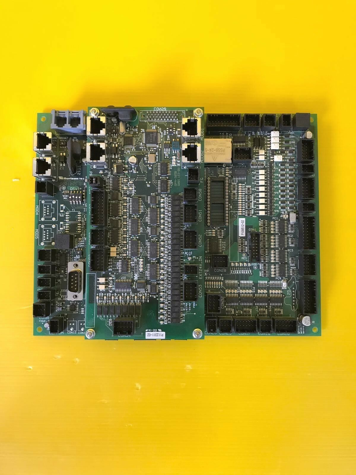 Horizon QPM-290D 001095-04 P109512-02 W  QPM-305B Q001123-02