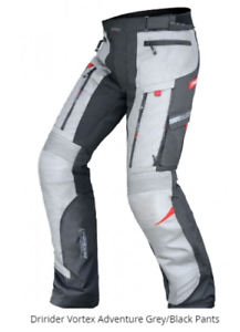 DRIRIDER-Vortex-Adventure-Motorcycle-Pants-New-rrp-329-4XL-5XL-All-Seasons
