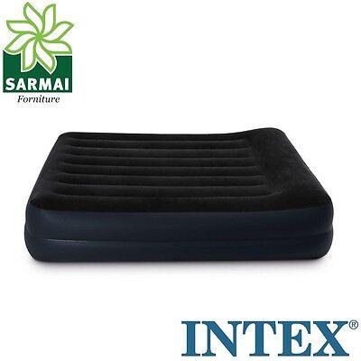 Intex 64124 materasso letto matrimoniale gonfiabile ospiti for Materasso per ospiti